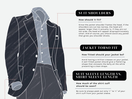 Suit Styling Guide