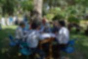 HMBNga_Ba trong những ngày ờ hội hoa xuâ