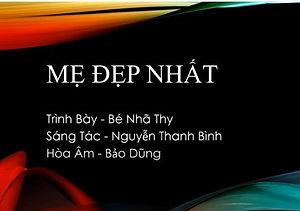 ThanhBinh_Medepnhat.JPG