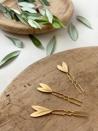 Elizabeth Terzza Gold Olive Hairpins.jpg