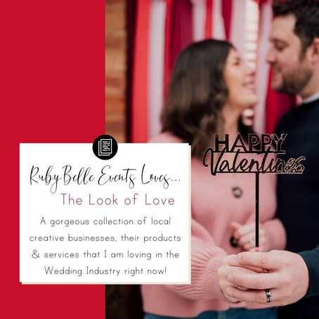 RubyBelle Events Loves... The Look of Love