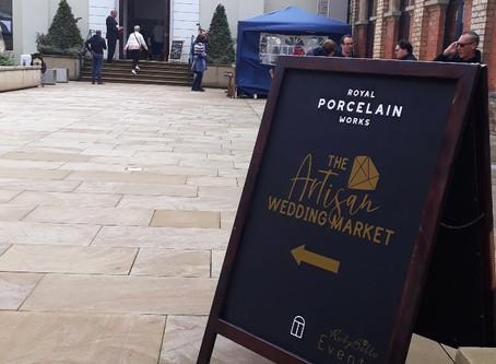 The Artisan Wedding Market - Sunday 29th September 2019