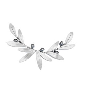 Elizabeth Terzza silver necklace