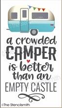 Crowded Camper