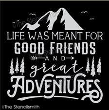 Good Friends Great Adventures