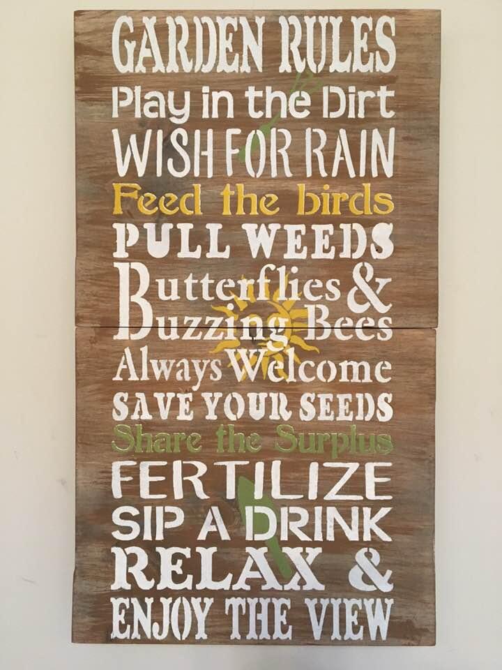 Garden Rules2