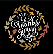 Happy Thanksgiving Round