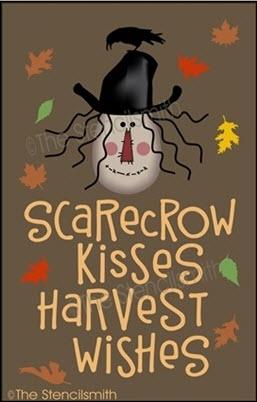 Scarecrow Kisses