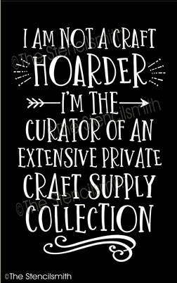 I am not a craft hoarder2