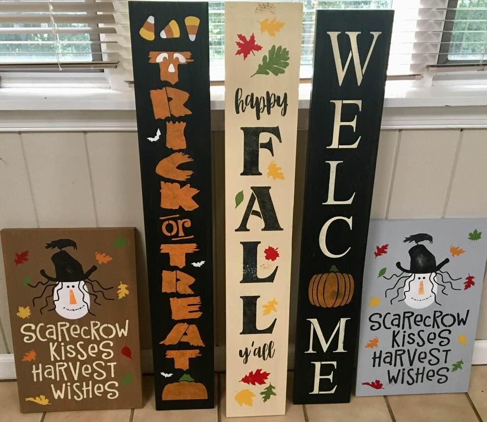 Fall Boards