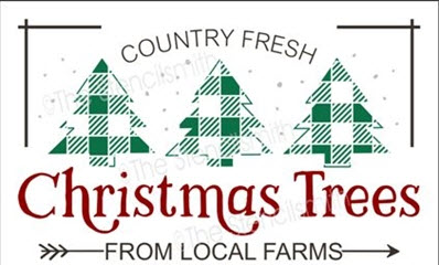 Country Fresh Christmas Trees