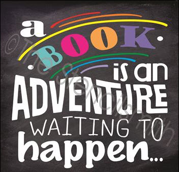 A Book is an Adventure