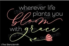 Wherever Life plants you