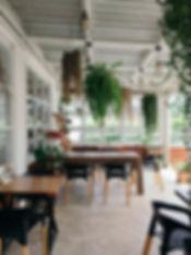 Interior design of a loft style, Coffee