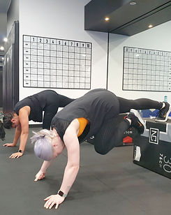 Four to the Floor - Glutes, Leg, Core Gym Class