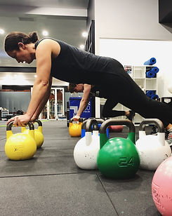 Studio Technic - Kettlebell Gym Class