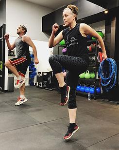 Hiit Me Up - Cardio Hiit Gym Class