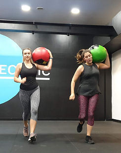 Studio Technic - Hiit & Run Gym Class