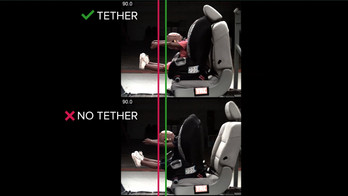 tether vs. no tether