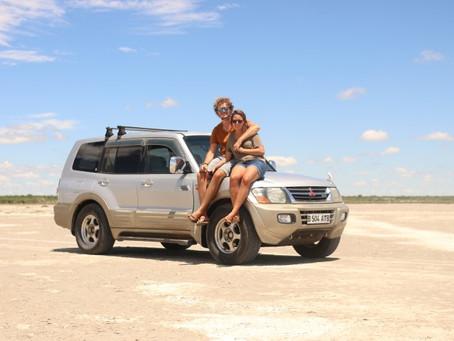 De aanhouder wint in Botswana