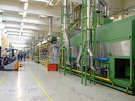 Industrial production line