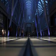 Lights in a mall interior.jpg