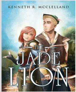 Jade Lion Cover