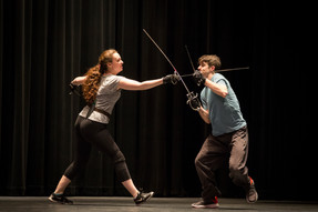 Willamette University Stage Combat SPT