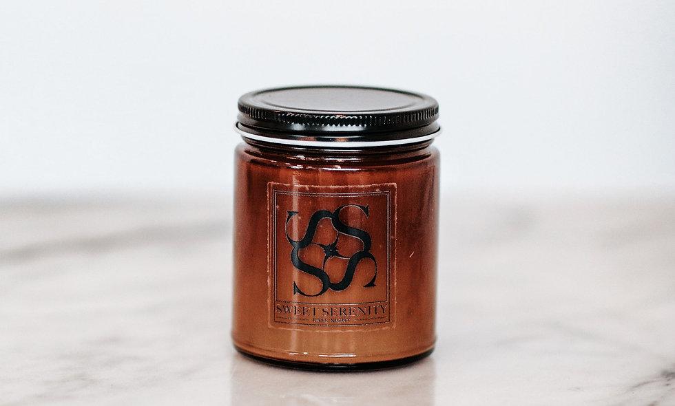 Dark Mason Jar