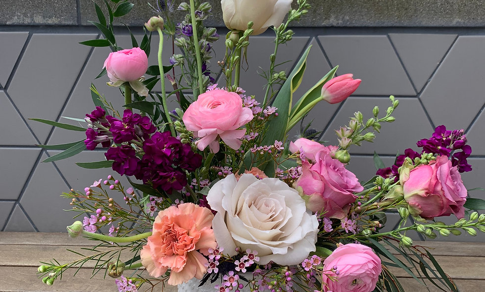 Mother's Day Potted Arrangement