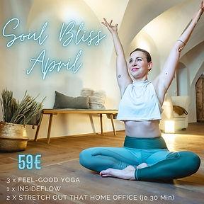 Nina Krüger - Yoga - Not Only Yoga - Sou