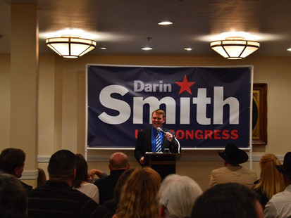 Wyoming Congressional candidate Darin Smith Response to The Gateway Pundit