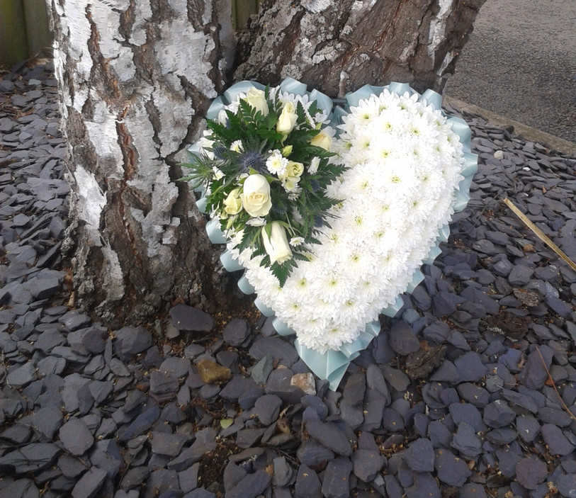 Tradtitional Heart Tribute