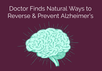 Success in reversal of Alzheimer's related cognitive decline.