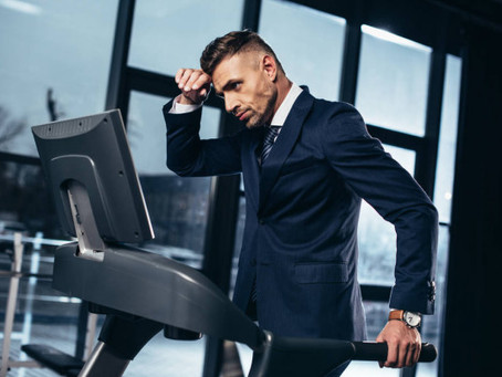 Why Business Leaders Need Exercise!