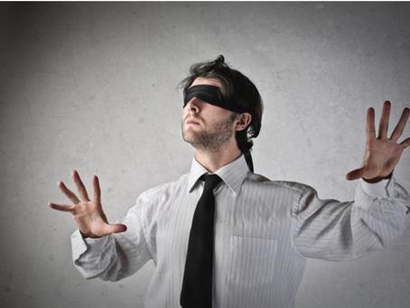 Has Your Business Been Blindfolded?