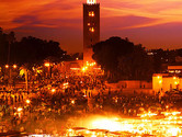 Stage 1: Marrakesh - the adventure begins...