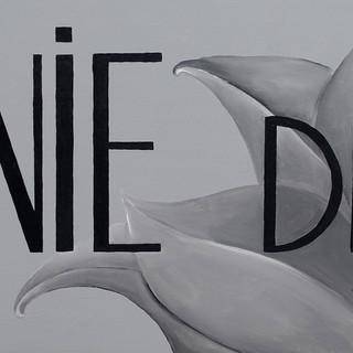 Détail typographie