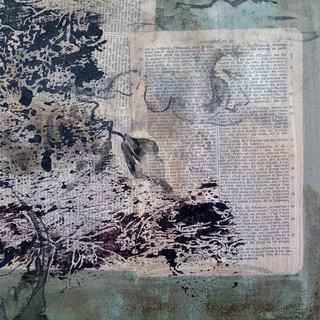 Imprint - book pages