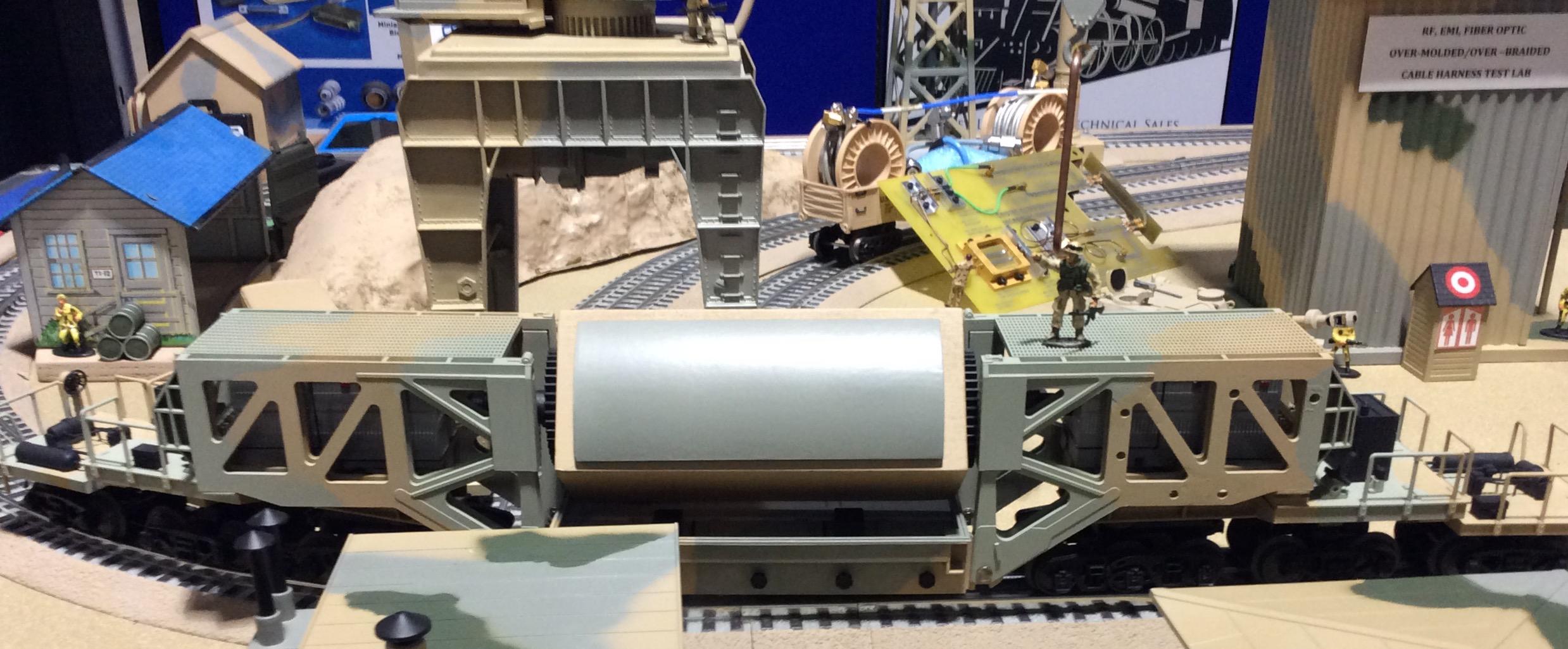 Raytheon TYP-2 THAAD Radar