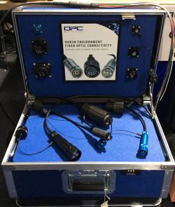 Expanded Beam Fiber-Optic Connectors