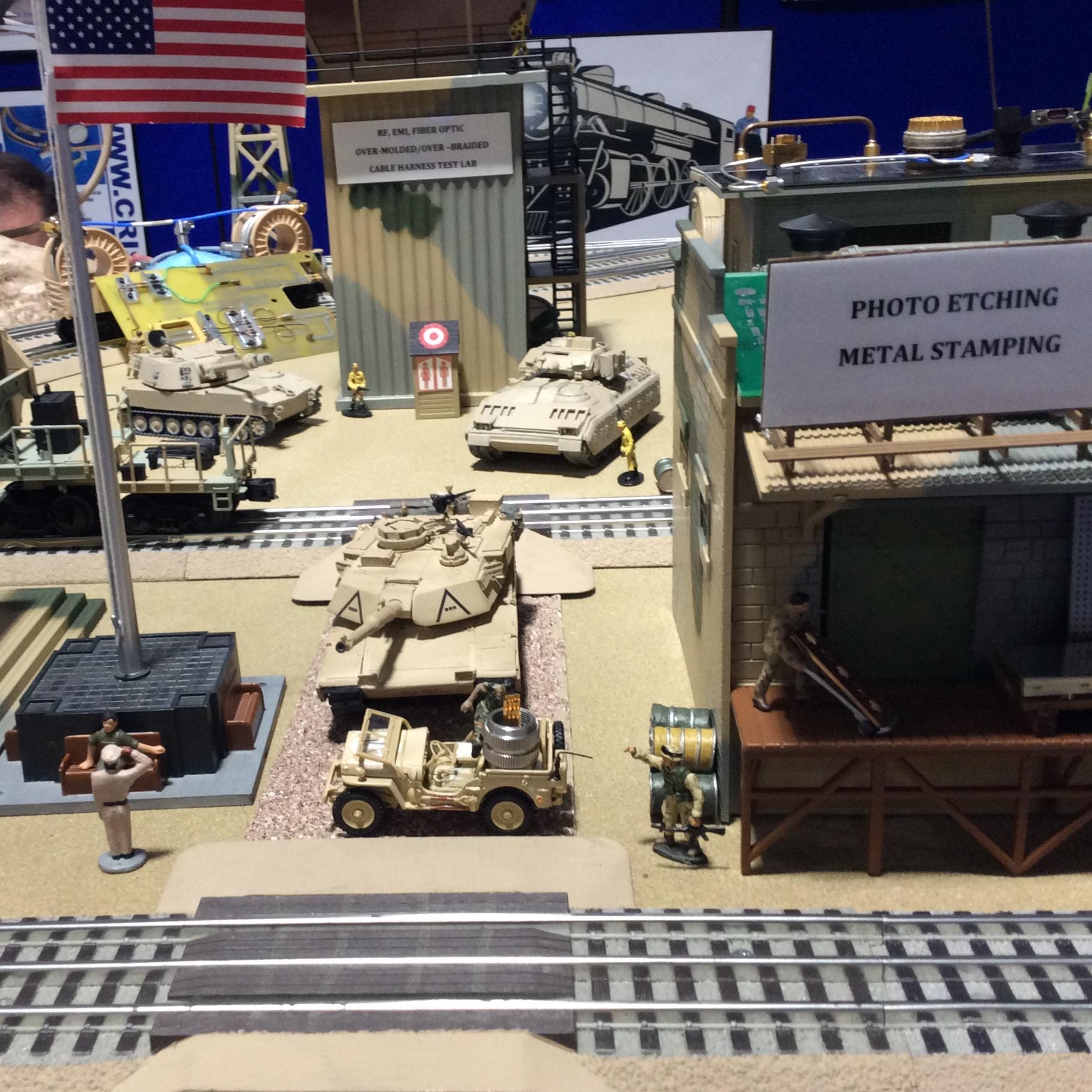 M1A1 Abrams, M109 Paladin & Bradley
