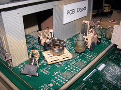 Electro-Adapter Back-Shells