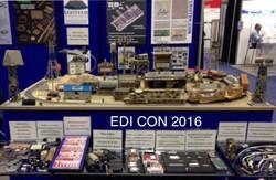 LTS 2016 Boston EDI-CON Corner Booth