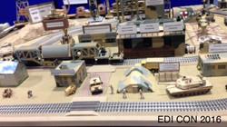 Raytheon AN/TPY-2 Rail-Mounted Radar