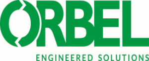 Orbel Logo 1.25 Inch Wide