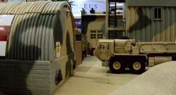 HEMTT 1/50 Scale Transport Vehicle