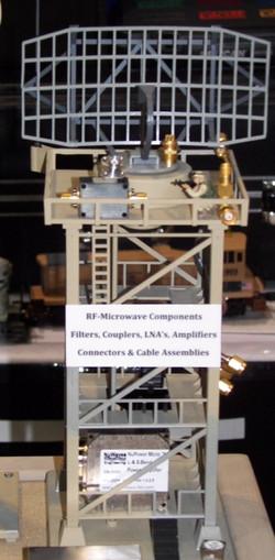 NuWaves Power Amps & LNA's