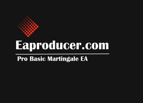 Pro Forex Robot Basic Martingale EA MT4 MT5