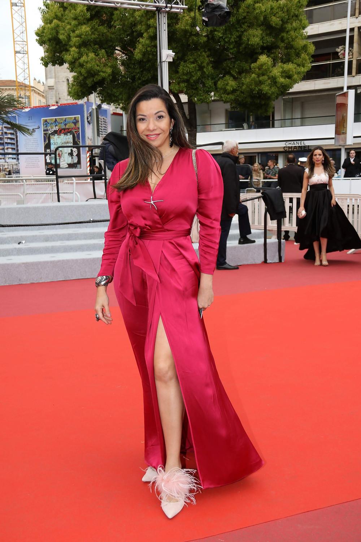 Keilley Lee Marques at Festival de Cannes